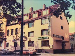 Hotel Fürstenhof Historie