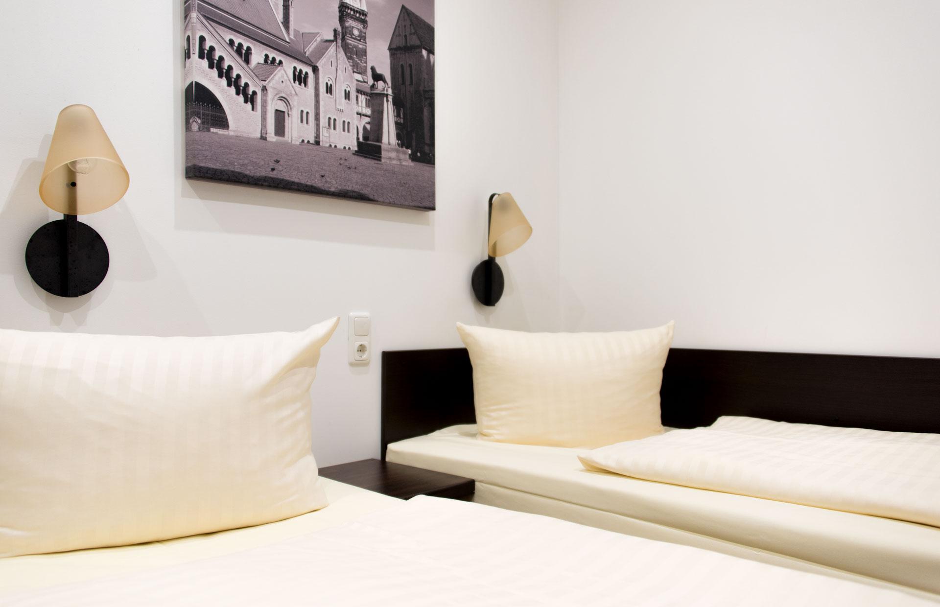 Hotel Fürstenhof Zimmer