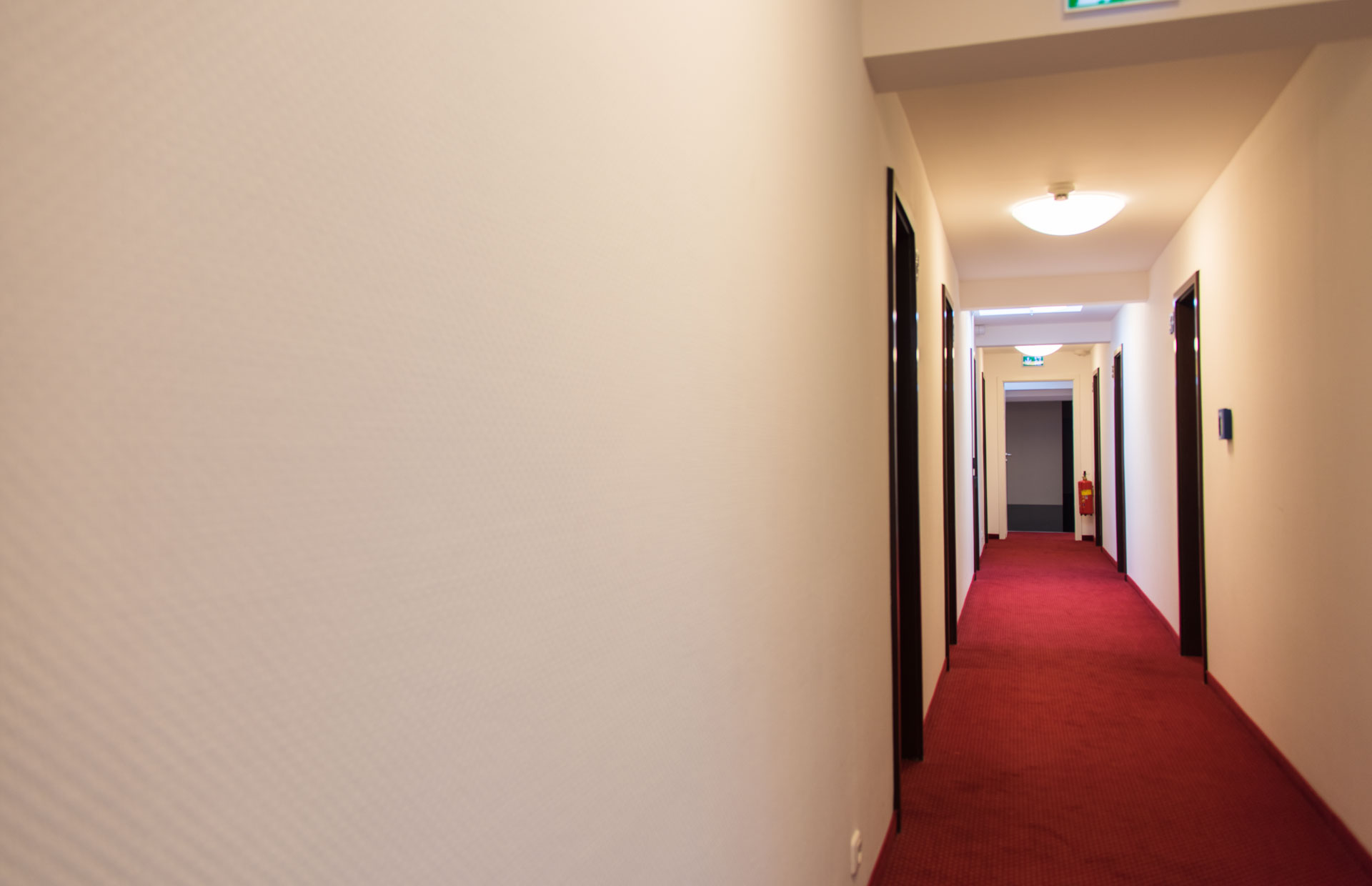 Hotel Fürstenhof Flur